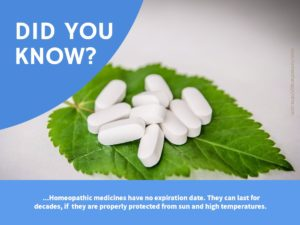 Homeopathic medicine. no expiration date quote. homeotherapy online