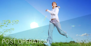 after operation recovery. homeotherapy Online