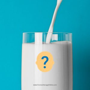 Γάλα & ομοιοπαθητική. Homeotherapy Online