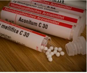αιθερικό σώμα και ομοιοπαθητικό φάρμακο